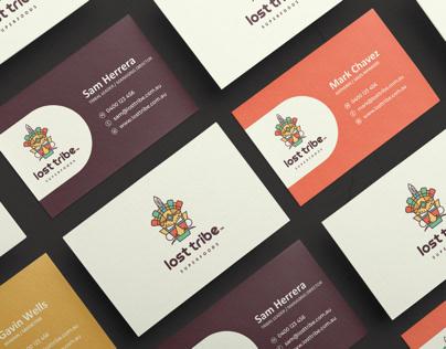 Lost Tribe - Brand Development