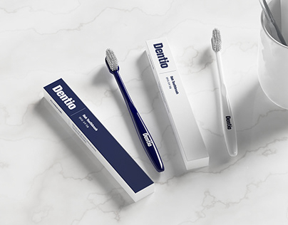 Dentio Toothbrush Set