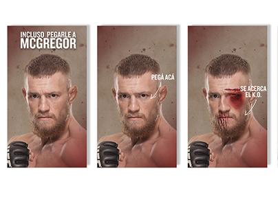 UFC MC Gregor