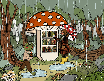 the forest library