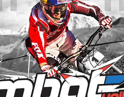 'COMBAT UNIT' Downhill Racing Team