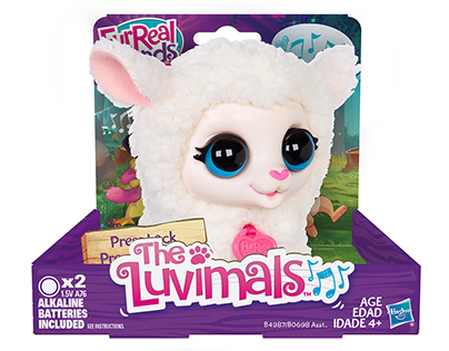 Hasbro FurReal Friends The Luvimals: Spring '16