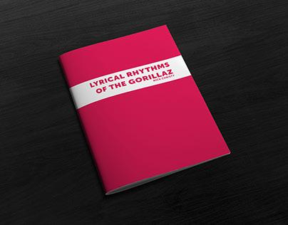 Lyrical Rhythms Chapbook