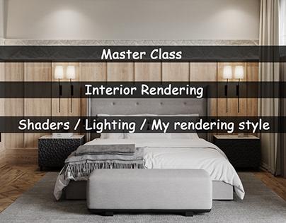Master Class / Interior Rendering