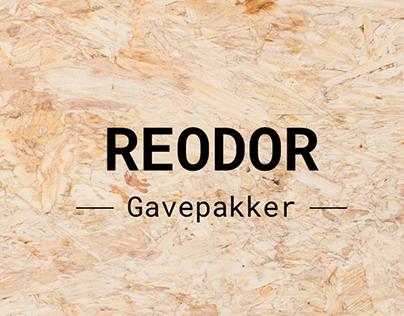 REODOR - Mechatronic Gift Wrapper Design