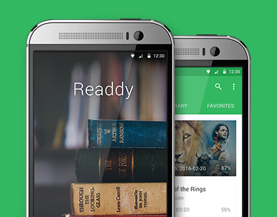 Android book reader