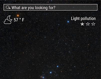 Computer Vision Constellation Finder