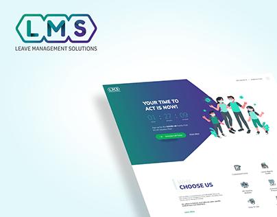 Ui/UX Designing Project - LSM