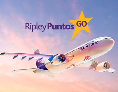 Ripley Puntos Go & LATAM
