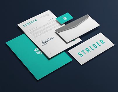S T R I D E R   -    Brand Development