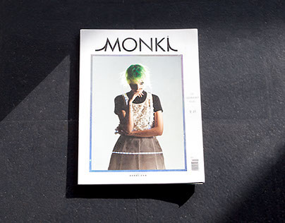 MONKI MAGAZINE / THE TECHNOLOGY ISSUE No9  SS 2013
