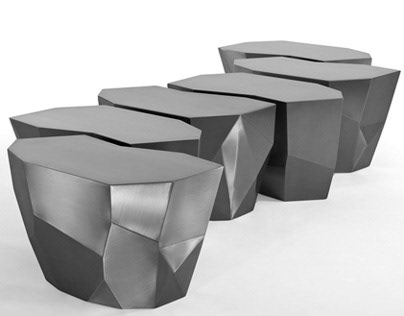 Infinite Steel Stool