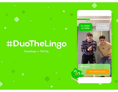 #DuoTheLingo