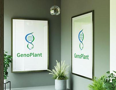 GenoPlant Logo