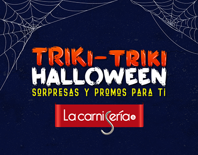 Triki-Triki Halloween