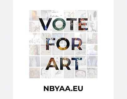NBYAA Public Choice Award: Poster Design