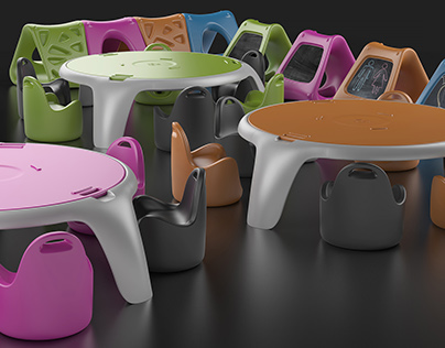 UMI - Kindergarden Furniture