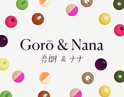 Gorō & Nana