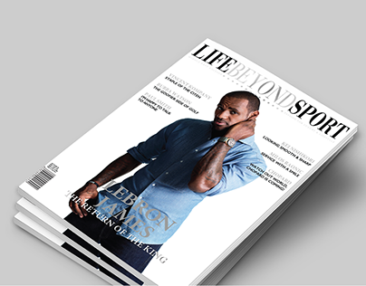 Life Beyond Sport Magazine