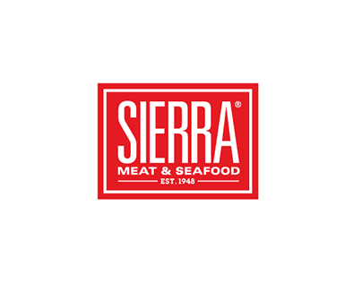 Sierra Meat and Seafood Logo