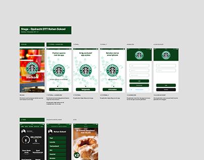 Starbucks App workflow