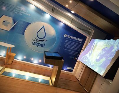 Instalación Interactiva SAPAL