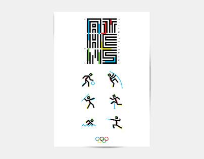Olimpiyat Logo ve Piktogramları