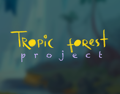 Tropic forest
