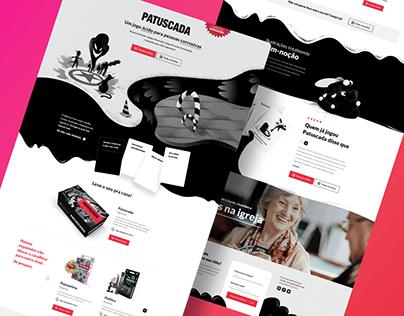 Patuscada   Website