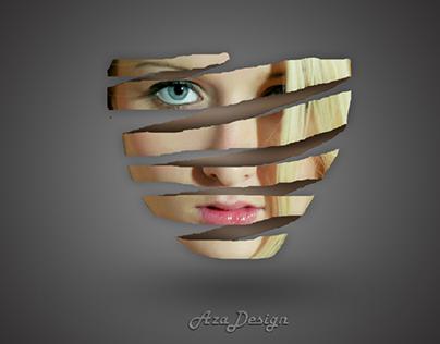face slice
