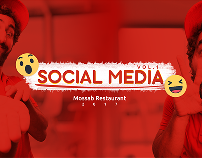 Mossab Restaurant Social Media Posts - VOL.1