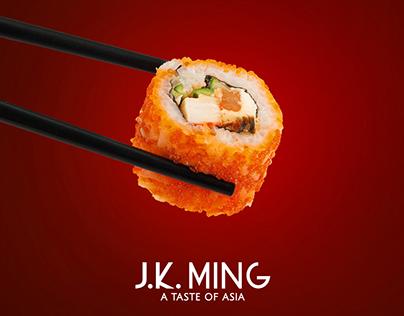 JK MING - Sushi