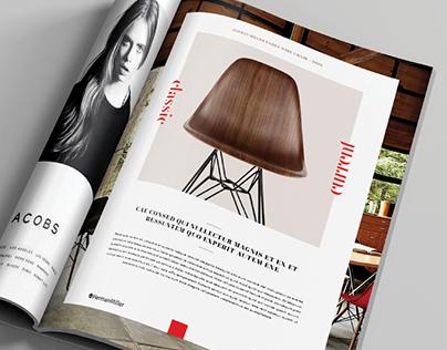 Matisse Brand Ads (Concept)