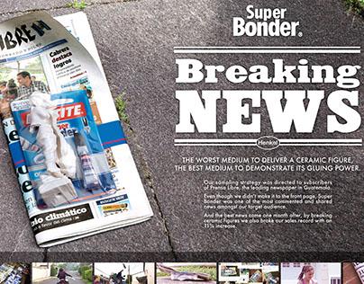 Super Bonder Breaking News