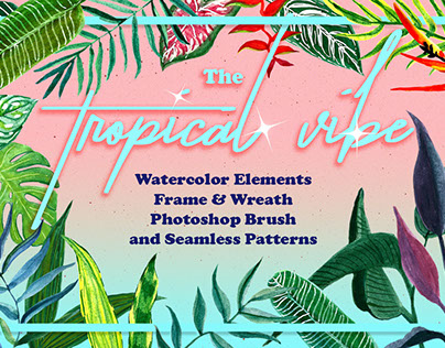 The Tropical Vibe - Reloaded (with freebies!)