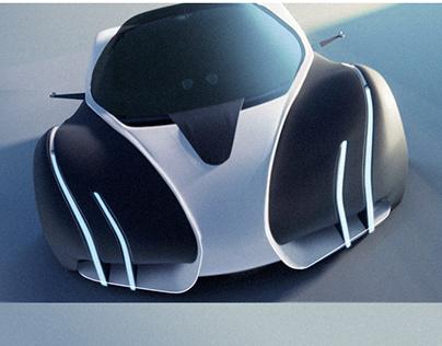 Pagani Peregrine: 3 seat Hybrid hyper car
