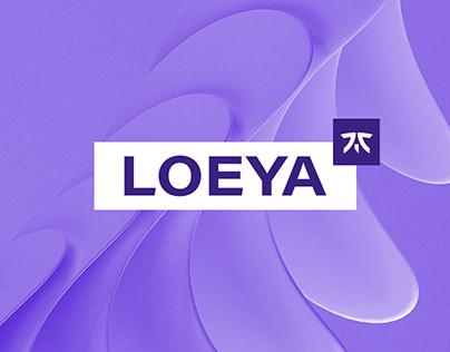 Fnatic Loeya - Stream assets 2021