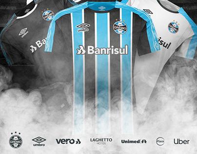 Grêmio Kit 2019/20