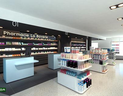 Pharmacie La Boverie