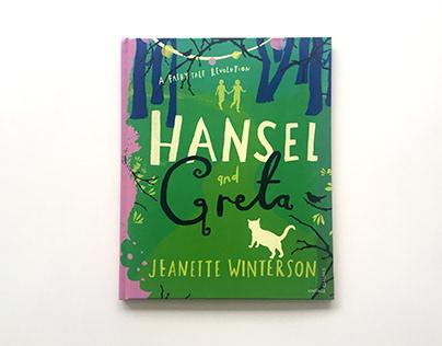 Vintage Books: A Fairy Tale Revolution: Hansel & Greta
