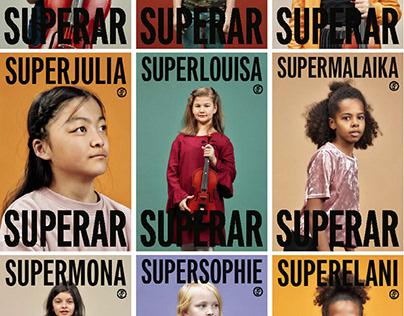 SUPERAR - Branding