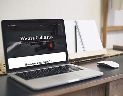 Cohaesus Website