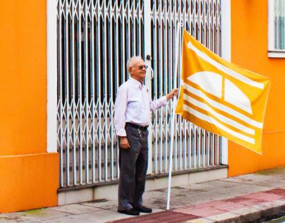 Florianopolis Design Biennale / Flag project