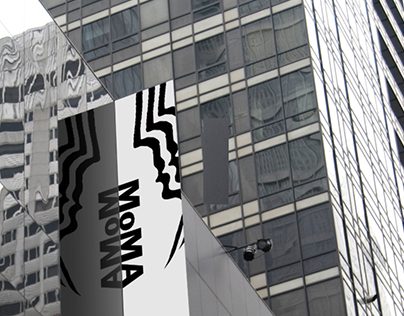 MoMA Banner: Picasso Sculpture Exhibition
