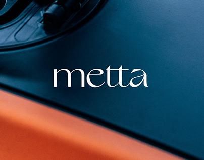 Metta – Brand Identity