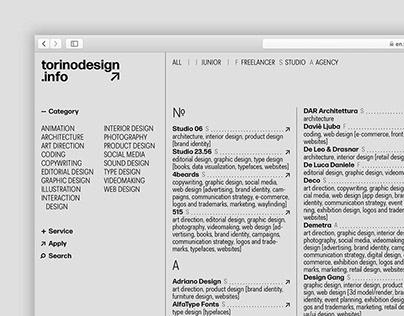 Torinodesign.info