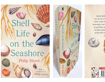 Book Cover Illustrations for Faber & Faber
