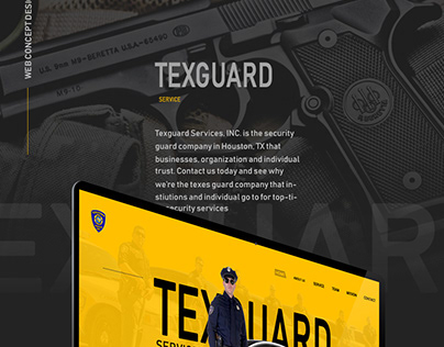 TEXGUARD Website