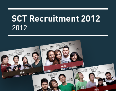 SAMAHAN Creative Team Recruitment 2012