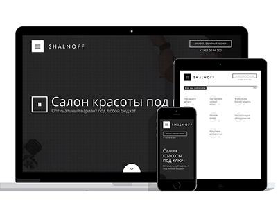 Shalnoff – Redesign
